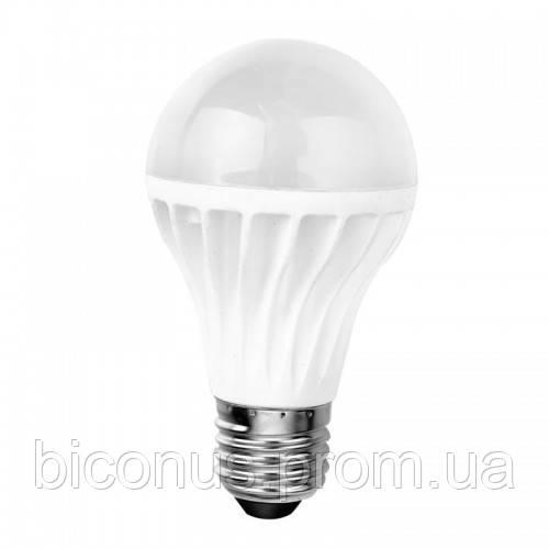 Светодиодная лампа Bulb LED-119 (10W), 5000K, E27 Svoya