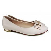 Туфли женские лодочки «Hermes» белые, Белый, 40