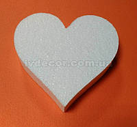 Сердце из пенопласта H01