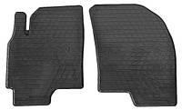 Резиновые передние коврики для Chevrolet Epica 2006-2012 (STINGRAY)