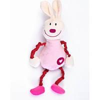 Игрушка Sensillo Кролик с пищалкой (23351) (арт.19302)