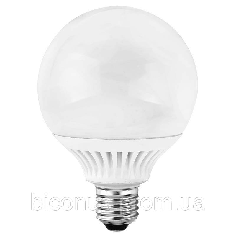 Светодиодная лампа Globe  LED-400 (14W), 5000K, E27 Svoya