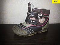 Ботинки демисезонные для девочки, фото 1