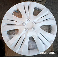 Колпаки на колеса на R13 Р 13 белые люкс