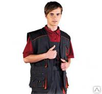 БЕЗРУКАВКА робочая оптом под заказ, куртка демисезонная, спецодежда оптом - Швейное производство ТД МС Групп в Киеве
