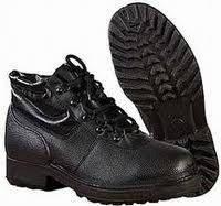 Ботинки юфтевые рабочие на ПУП