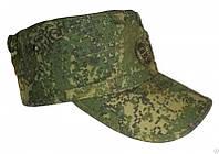 Кепка военная камуфлированная мужская с козырьком