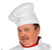 Колпак повара, униформа для поваров, костюм повара, пошив под заказ