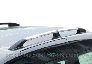 Рейлинги Opel Combo (метал. концевики)