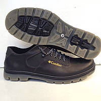 Мужские кожаные кроссовки Comfort / р.46-50