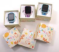 Детские умные часы Q100 с GPS Smart Baby Watch