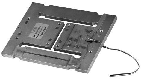 Тензометрические датчики планарного типа СРВ