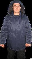 """Куртка ватная с капюшоном   """"Оптима"""""""