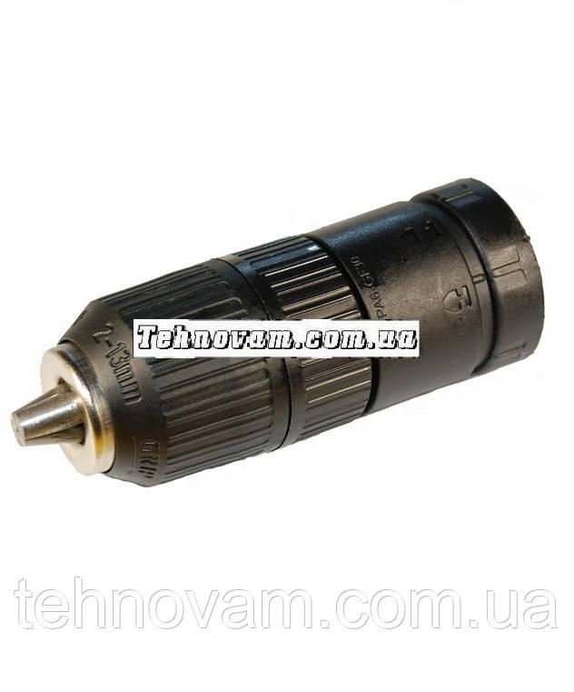 Патрон 1/2 2-13mm с переходником перфоратора Makita 2450