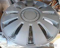 Колпаки на колеса на R14 Р14 серые Сильверстоун