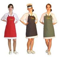 Спецодежда для работников торговли, рабочая одежда продавцов, кассиров, консультантов. Униформа для сотрудников