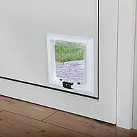 Trixie  TX-3867 дверца для крупных котов и мелких собак (24 × 24 см)