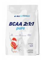 Аминокислоты BCAA Pure 2:1:1 All Nutrition (1 кг) - вкусы