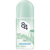 8x4 Deodorant Женский дезодорант роликовый Pure 50 мл (Германия)