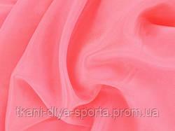 Перл шифон розовый Chrisanne (satin chiffon tutti frutti)