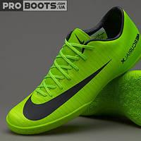 Футзалки Nike Mercurial Victory VI IC Lime