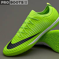 Футзалки Nike MercurialX Finale II IC Lime