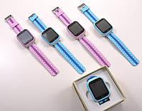 Детские GPS часы-телефон Q100