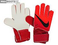Детские вратарские перчатки Nike GK JR Match Red