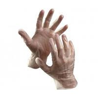 Одноразовые виниловые перчатки