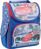 553306 Рюкзак каркасний H-11 Cars, 34*26*14