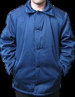 Куртка ватная, куртка утепленная мужская ткань гретта