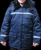 Куртка утепленная со светоотражайкой
