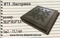 Формы Ластрико для декора