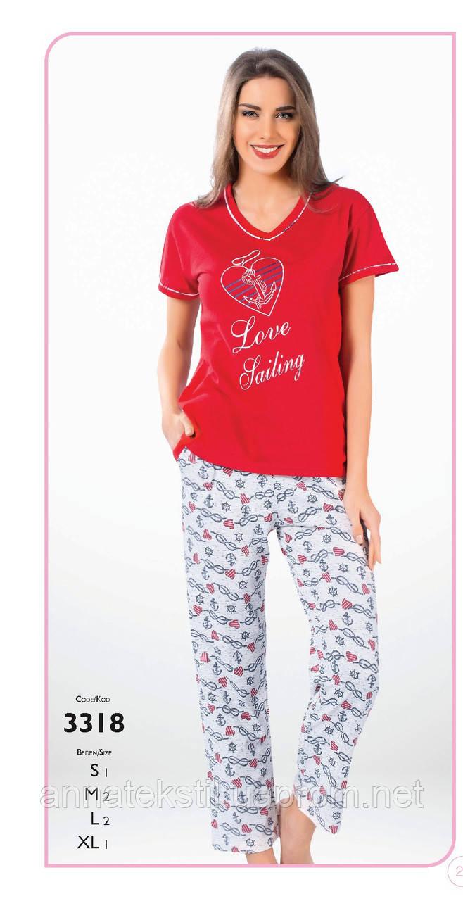 Пижама женская FAWN арт:3318