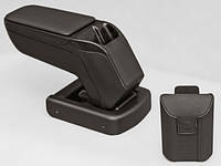 Подлокотник Renault TWINGO 2014- Armster 2 Black (с кабелем прикуривателя)