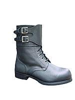 Берцы Омон. Ботинки с высокими берцами