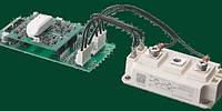 Board 1 SKYPER 32PRO R - плата-адаптер для подключения IGBT драйвера SKYPER 32PRO R к силовым ключам.