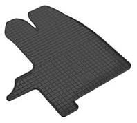 Резиновый водительский коврик для Ford Transit Custom 2012- (STINGRAY)