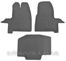 Гумові килимки в салон Ford Transit Custom 2012- (STINGRAY)