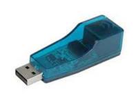 Сетевая карта USB 2.0 - Ethernet 10/100 Mbps