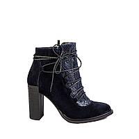 Женские ботинки Aura 4801936 cин. замш., фото 1