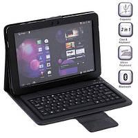 Беспроводная мини-клавиатура с чехлом для Samsung 7510 (Bluetooth)