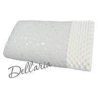 Ортопедическая подушка повышенного комфорта с охлаждающим эффектом Dell'aria P202-AIR (классическая форма)