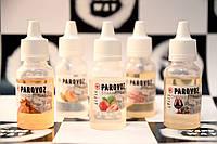 Жидкость для электронных сигарет PAROVOZ 30 мл