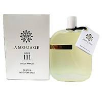 Мужская парфюмированная вода Amouage Library Collection Opus III ( TESTER )  LUX - Лицензия