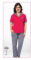 Пижама женская на пуговичках FAWN арт:3320