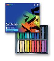 32-405 Пастель сухая  24цв.,/удлиненные/ Soft Pastel for Artists №серия MP-24