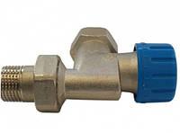 Термостатический клапан Schlosser DN 15 GZ 1/2xGW1/2 (601200003) аксиальный