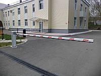 Шлагбаумы электро-механические