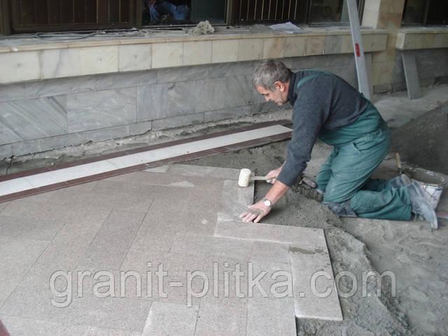 Застосування граніту в будівництві і облицюванні